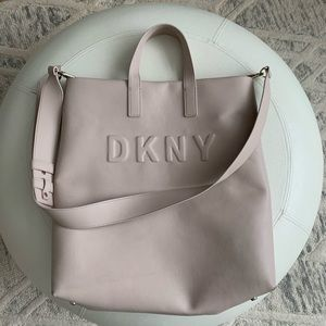 DKNY Tilly Tote in Blush/Pale Pink (Caz)
